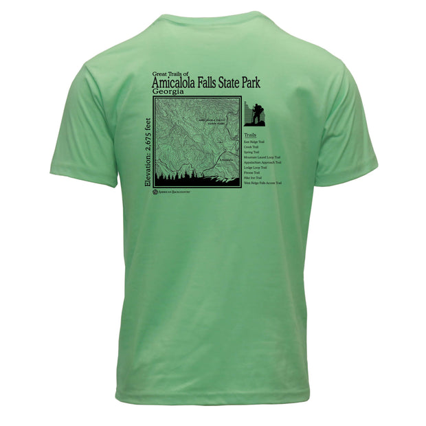 Amicalola Falls Great Trails REPREVE® T-Shirt