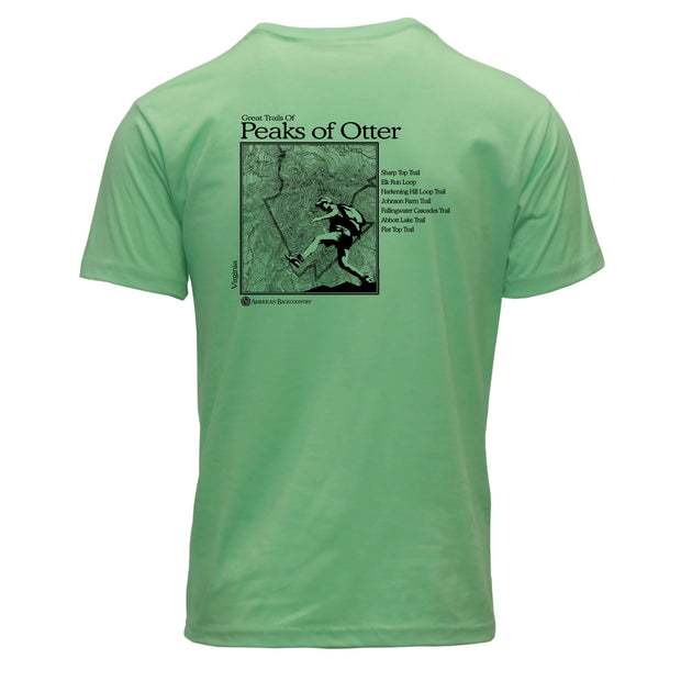 Peaks of Otter Great Trails REPREVE® T-Shirt
