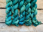 """My Favorite Green"" Mini Skein"