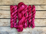 """Love Hearts"" Mini Skein"