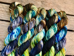 """The Color with no Name"" Mini Skein"