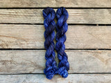 """Navy Blue"" Mini Skein"