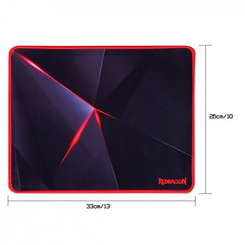Mousepad Gamer Redragon Capricorn, Speed, Médio- P012