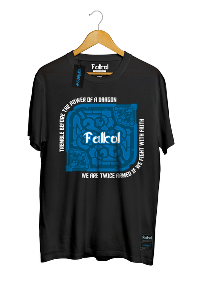 Camiseta Falkol LOL Map