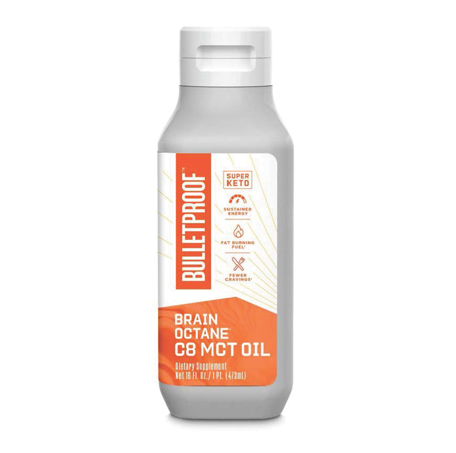 Brain Octane MCT Oil – 473ml