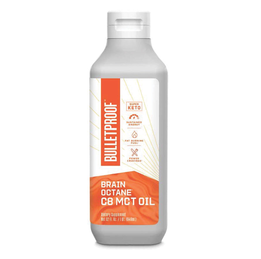 Brain Octane MCT Oil - 946ml