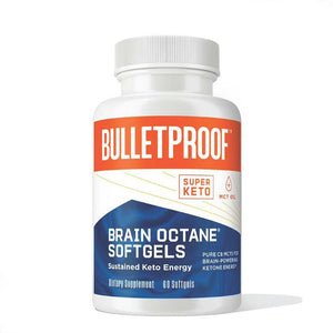 Brain Octane Softgels