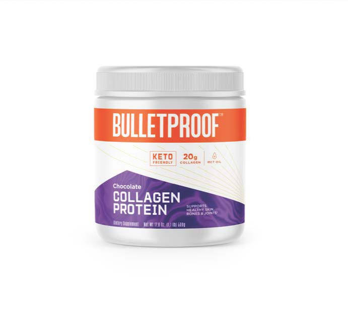 Chocolate Flavoured Collagen Protein Powder - 500g