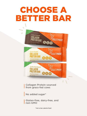 Load image into Gallery viewer, Collagen Bar - Fudge Brownie - 12 Pack