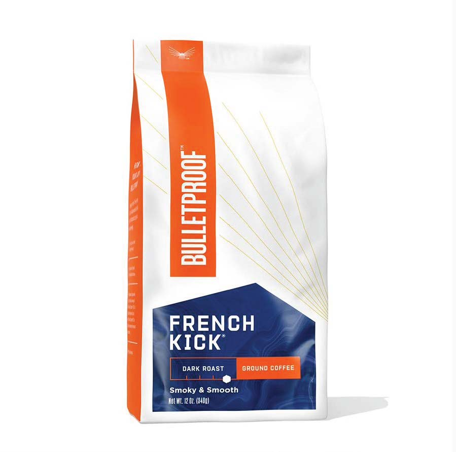 French Kick Dark Roast - Ground