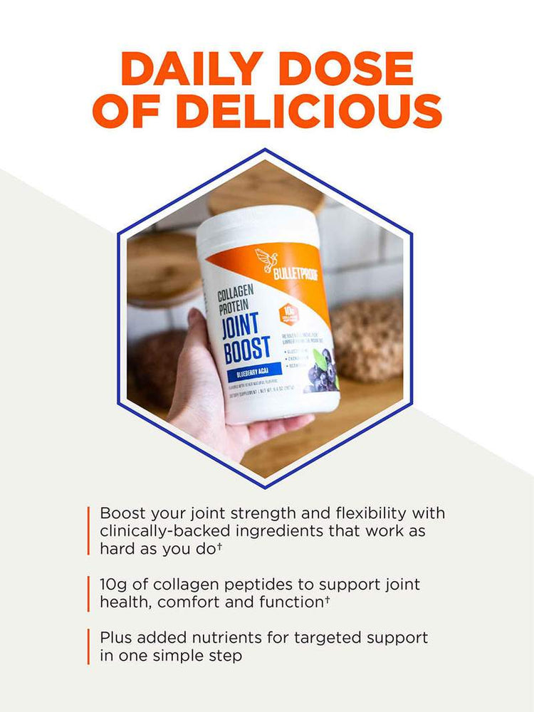 Load image into Gallery viewer, Collagen Protein Joint Boost 9.4 oz