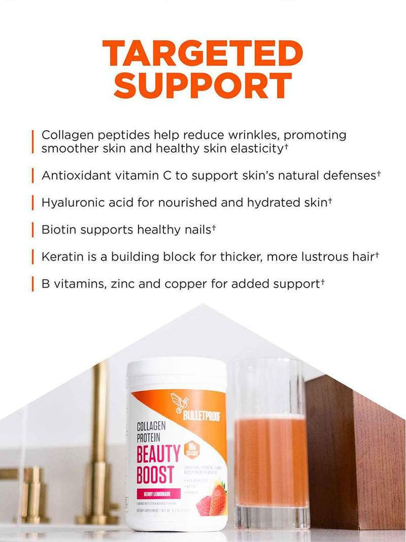 Collagen Protein Beauty Boost