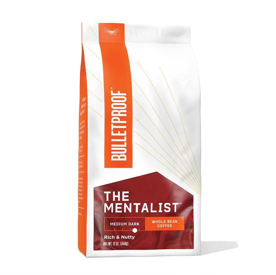 The Mentalist Medium Dark Roast - Whole Beans
