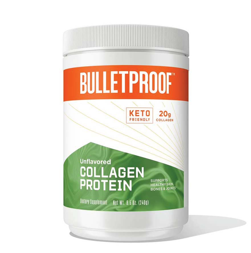 Unflavoured Collagen Protein Powder - 240gm