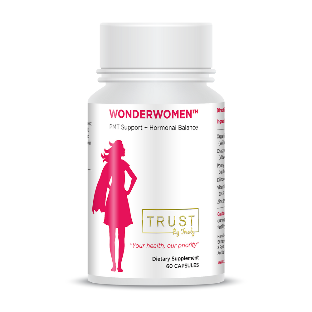 WONDERWOMEN™ - PMS and  Peri-menopausal Support