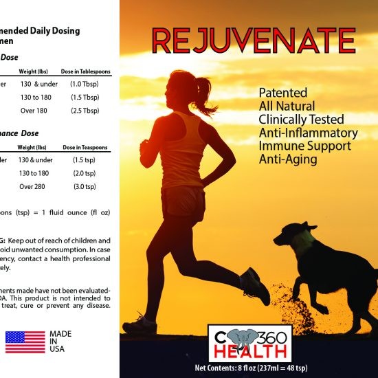 C60 Rejuvenate Womens Formula
