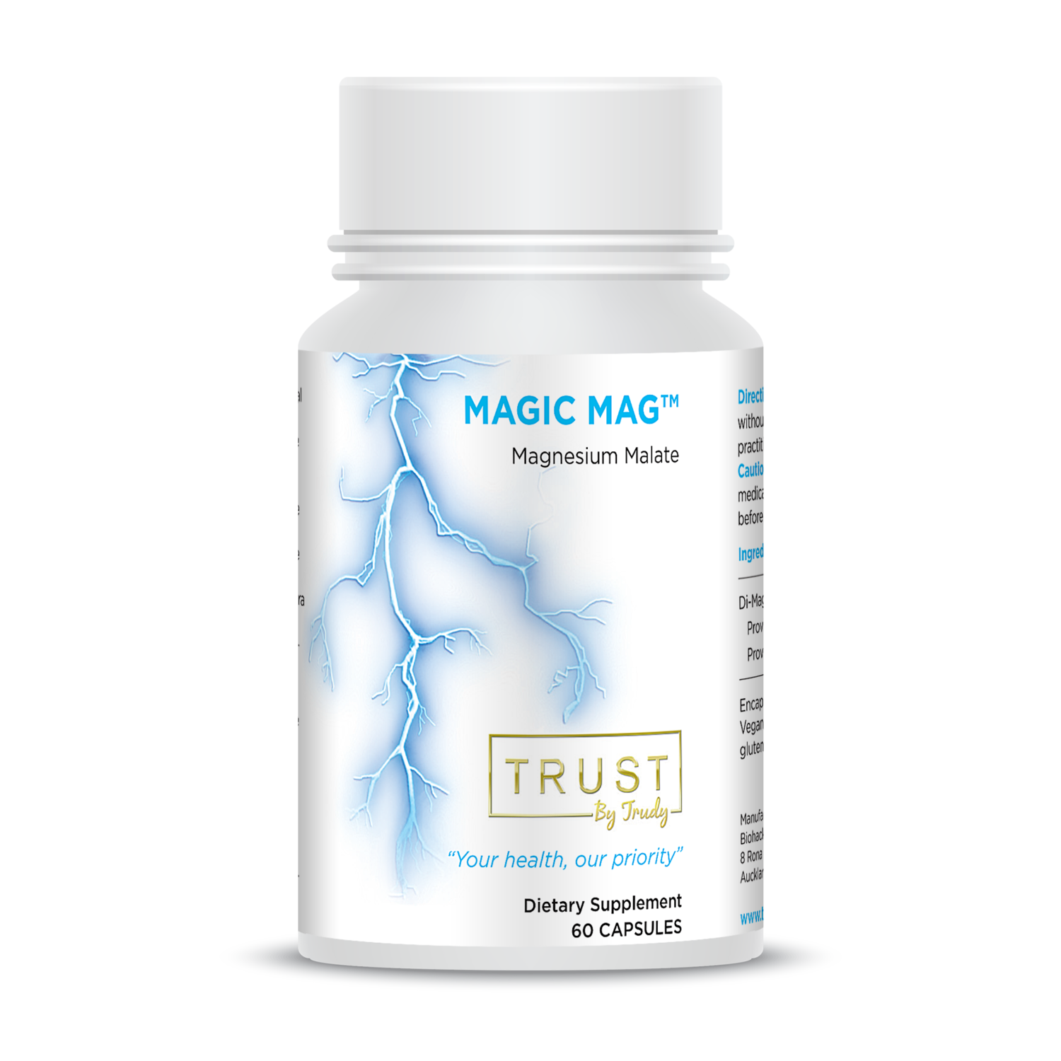 Magic Mag™ - Pure Magnesium Malate