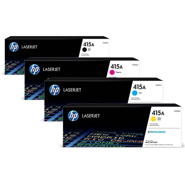 HP 415A CYAN LASER TONER CARTRIDGE FOR FOR HP LJM454MFP M479 (YIELD 2100) -HP - Cartridge. Gadgets Namibia Solutions Online