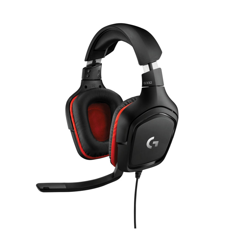 LOGITECH G332 STEREO GAMING HEADESET - Gadgets Namibia Solutions Online Store