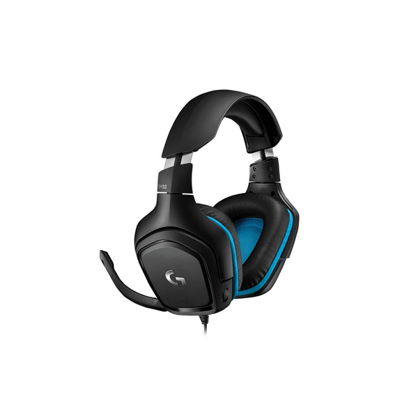 LOGITECH G432 7.1 VIRTUAL SURROUND SOUND - Gadgets Namibia Solutions Online Store