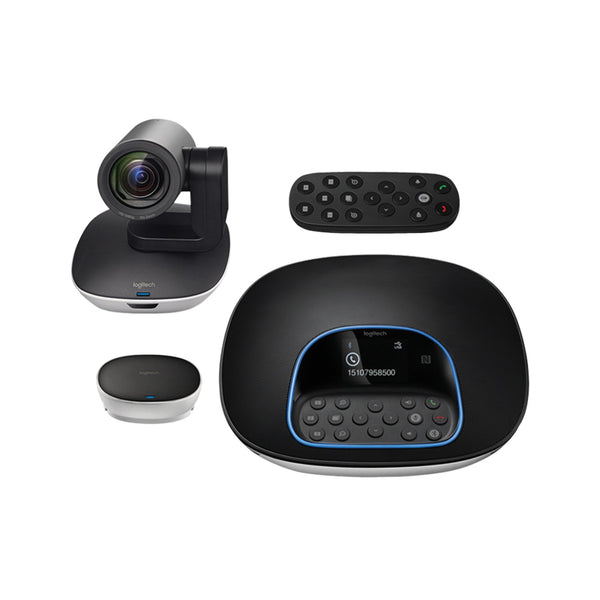 LOGITECH GROUP VIDEO CONFERENCING - UP TO 14 SEATS -Logitech - Computer Accessories. Gadgets Namibia Solutions Online