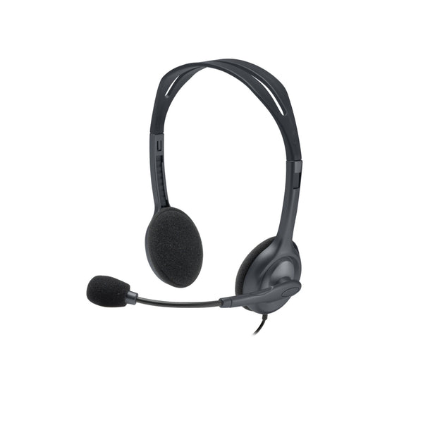 LOGITECH H151 STEREO HEADSET - ANALOGUE - Gadgets Namibia Solutions Online Store