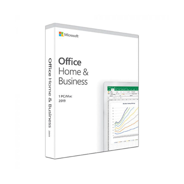 Microsoft Office 2019 Home and Business Edition - Medialess - Gadgets Namibia Solutions Online Store