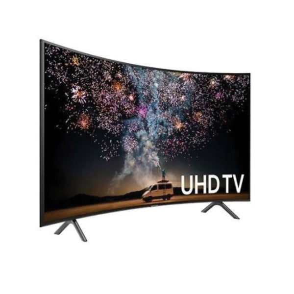 "TV LED 55"" UHD CURVED SMART SERIES 7 - Gadgets Namibia Solutions Online Store"