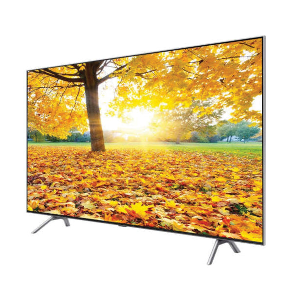 "75"" QLED TV 100% Colour Volume (Quantum Dot), Quantum Processor Lite, Quantum HDR, HDR 10+, Tizen OS, Adaptive Sound, Auto Game Mode, Ambient Mode, 20W (2.0Ch) Sound output, Bluetooth, HDMI x 3, USB x 2 -Samsung - TV. Gadgets Namibia Solutions Online"