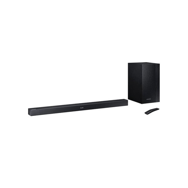 "Wireless Flat Soundbar - Black 320W 2.1.Ch. 6.5"" - Gadgets Namibia Solutions Online Store"