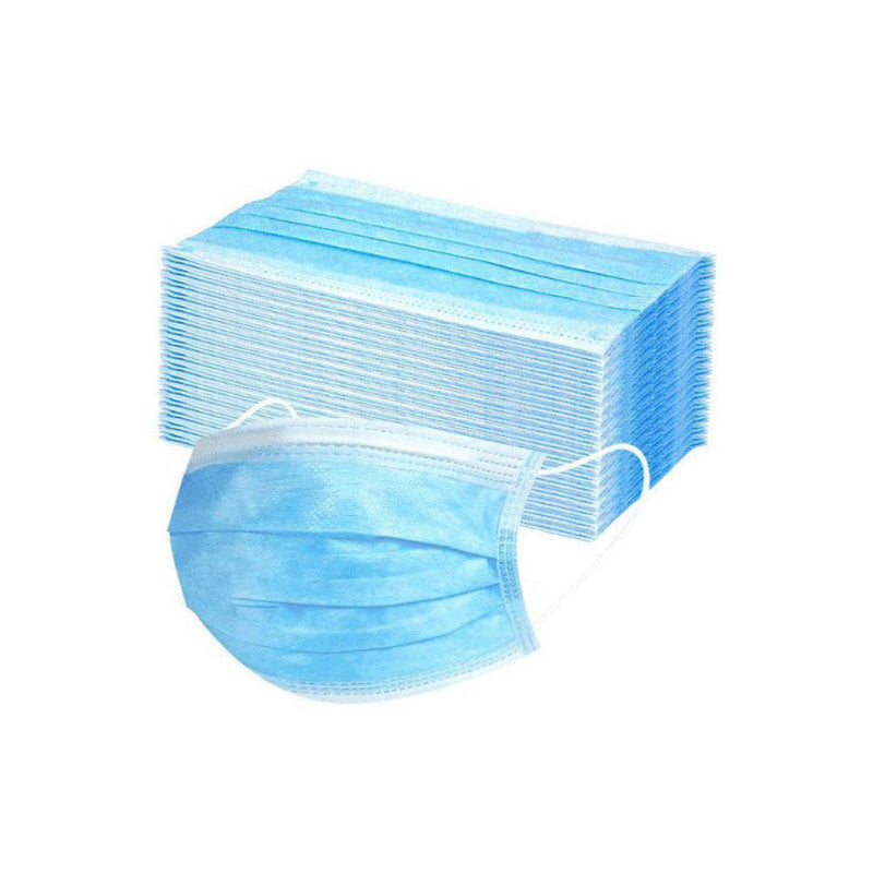 3-Ply Protective Masks Box - 50 Masks in a box -Gadgets Namibia Solutions Online Store - PPE. Gadgets Namibia Solutions Online