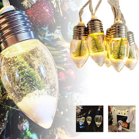 Christmas Tree String Light