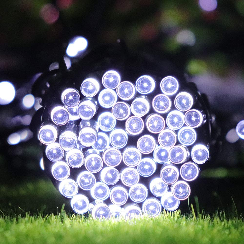 Solar Power LED Fairy Lights
