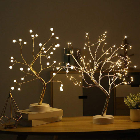 Firefly LED Bonsai Tree Light