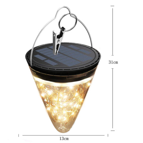 Solar Cone Diamond Light