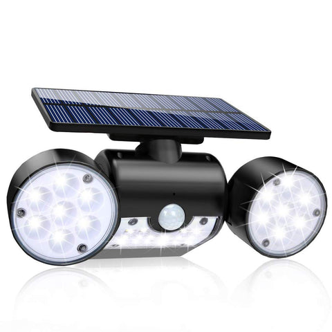 360° Adjustable Solar Motion Lights