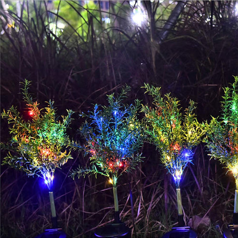 Decor Trees LED Solar Lights