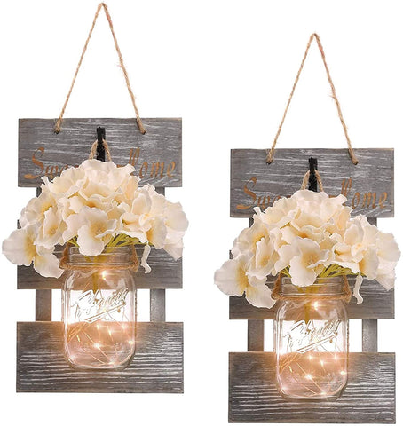 Hanging Wall Decor LED Lights
