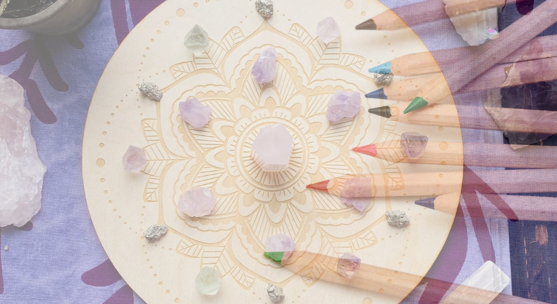 Working with Crystal Energy to Ease Back-to-School Stress