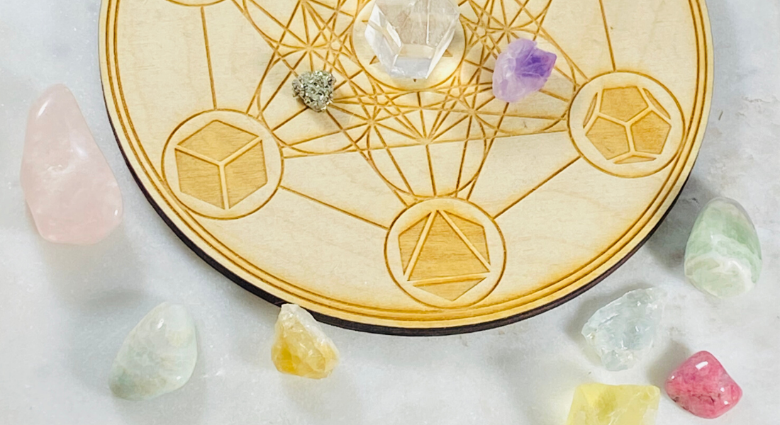 Understanding Crystal Grids: Creating Your Own Grid