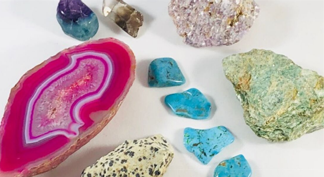 healing crystals for raising your vibration