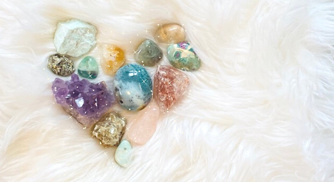 The Art of Self Love + Crystal Healing