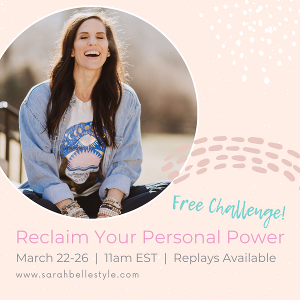 reclaim your personal power challenge