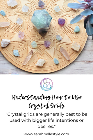 understanding how to use crystal grids