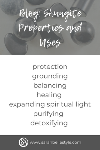 Shungite Uses and Properties