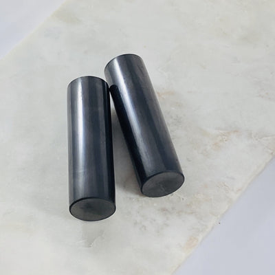shungite harmonizing rods for meditation