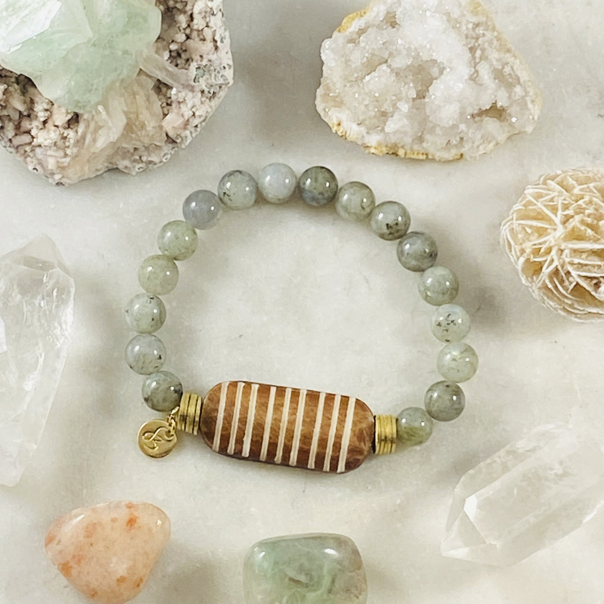 Aiyana stacking bracelet by Sarah Belle