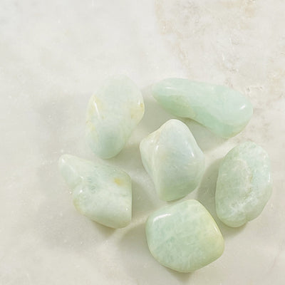 Aquamarine for serenity energy