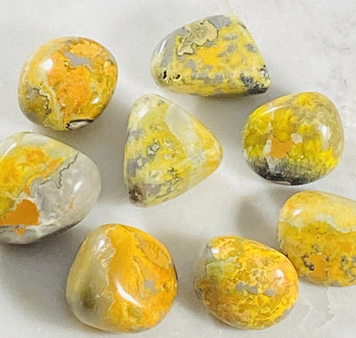 Bumblebee Jasper Healing crystal energy perfect for enhancing your sense of self