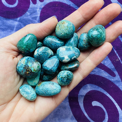 Chrysocolla Stone Small
